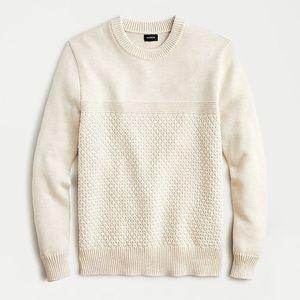 ✨NWT @ 44% MSRP✨J. CREW // Organic sweater